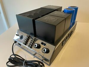 McIntosh-MC250-MC-250-Vintage-Solid-State-Power-Amplifier-Very-Good-Condition