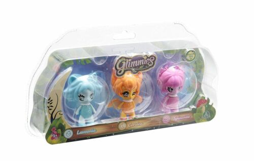 Llight-Up Function Glimmies Triple Blister Ceruela Lavoonia Spinosita Dolls