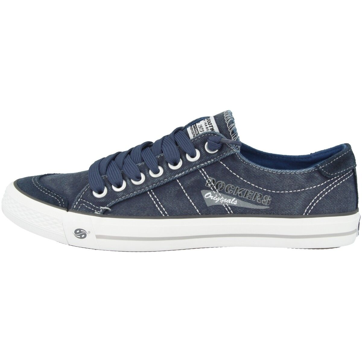 Dockers By Homme Gerli 30ST027 Chaussures Homme By Toile Baskets Loisirs 30ST027-790670 c6cb55