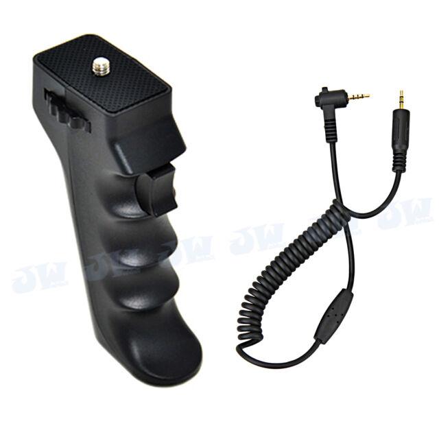 JJC Camera DSLR Pistol Grip Handle For Panasonic DMC-GH4 GX7 GH3 FZ200 FZ150 G7