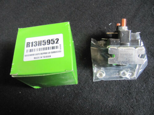Mg rover mini solenoide para motor de arranque 13h5952z