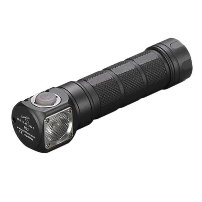 Skilhunt H03 Cree XM-L2 U4 Cool White LED Bead Surface Lens EDC Light Headlamp
