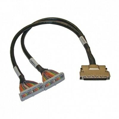 1m HPD 50 Pin Male 0.8mm offset To VHDCI 68 Pin Male SCSI Cable SCI-U68CS-01M