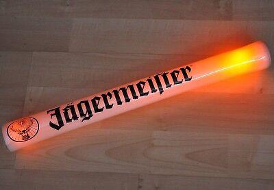 Jägermeister USA Schaumstoff Leuchtstab Party Deko 40 cm Leuchtstange