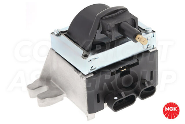 New NGK Ignition Coil For VOLVO 400 Series 480 2.0 1992-95