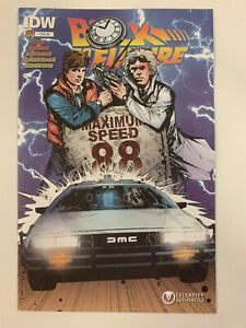 IDW-BACK-TO-THE-FUTURE-1-CELEBRITY-AUTHENTICS-EXCLUSIVE-COVER-NM-CONDITION