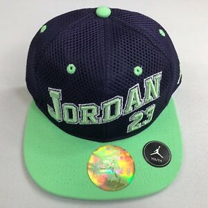 b0c1cd6315e Boy's Youth Nike Jordan 23 Basketball Snapback Hat Cap | eBay