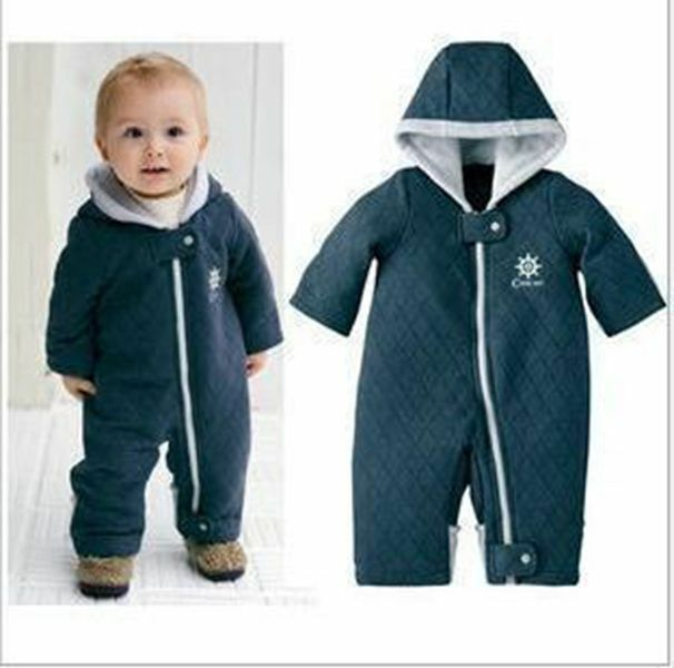 New Newborn Baby Clothes Sets Girl Boy clothes Romper Winter Outwear Outfits 7