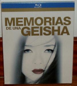 MEMORIAS-DE-UNA-GEISHA-BLU-RAY-NUEVO-PRECINTADO-SLIPCOVER-DRAMA-SIN-ABRIR-R2