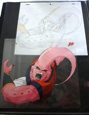 Dragonball Z DBZ Buu B10 anime cel Dragon Ball
