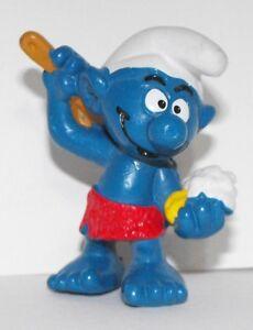Sauna-Smurf-2-inch-Plastic-Figurine-20108-Bath-Smurf-Figure