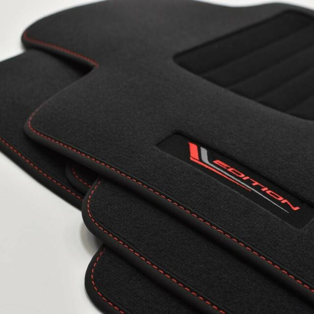2015 Automatten Autoteppiche schwarz Fußmatten für Hyundai Tucson ab Bj