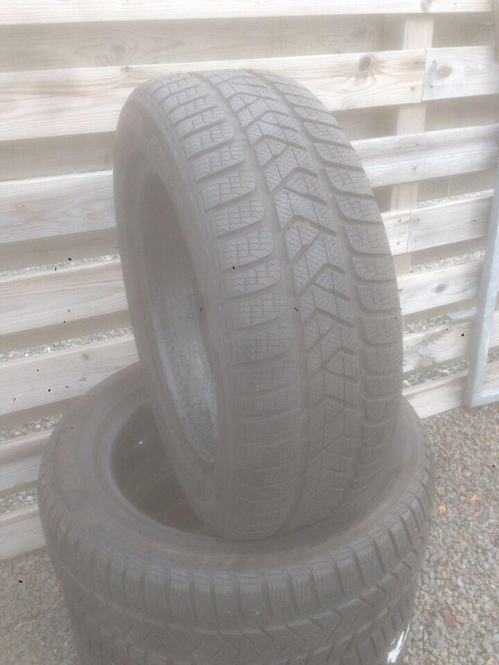 Vinterdæk, Pirelli, 225 / 55 / R17