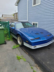1989 Pontiac Trans Am 5.0 Automatic
