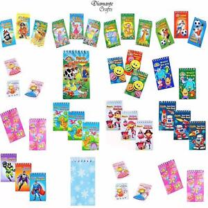 Childrens Character Pencils with Eraser Birthday Party Loot Bag Fillers Choose