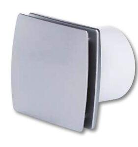 Vecamco aspiratore estrattore aria decorativo grigio 120 - Estrattore bagno ...