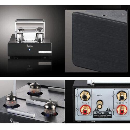 YAQIN MS-23B MM Phono-Vorverstärker RIAA Stereo Audio Tube Preamp for Turntables