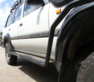 Rockarmor-Rocksliders-Side-Steps-For-Toyota-Landcruiser-80-105-Series