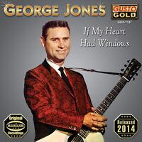 George Jones - If My Heart Had Windows [new Cd] on Sale