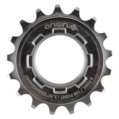 Bicycle Components & Parts Origin-8 Hornet 108 Performance Freewheel 17tx1/8 Crmo Cnc Cp/cp 8-key Release