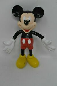 Old-Vintage-Disney-Mickey-Mouse-Toy-Movable-Arms-and-Legs