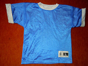 Sport-Shirt-v-CHERIOKEE-Star-Quality-2-lagig-Mesh-Jersey-fuer-Kids-Gr-L-7-Jahre
