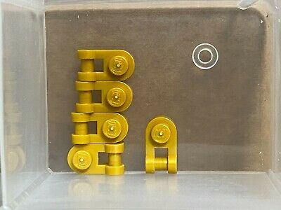 LEGO Parts - Pearl Gold Plate 1 x 1 Rounded w Handle - No ...