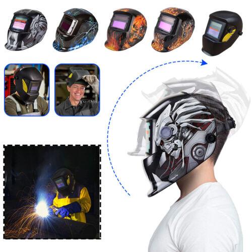 Automatik Schweißmaske Schweißhelm Schweißschild Helme Maske Schweißschirm Top