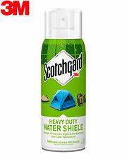 3M ScotchGard Outdoor WATER SHIELD Repellent PROTECTOR Spray 5019
