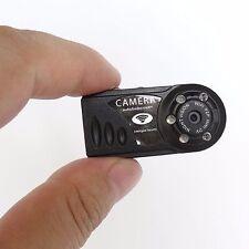 Mini Hidden IR NIGHT Spy Motion Detection P2P WiFi IP Camera Mains Operated HD