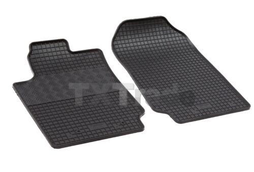 Fußmatten passgenau TOP Qualität FORD RANGER Single CAB ab 2012 Gummifußmatten