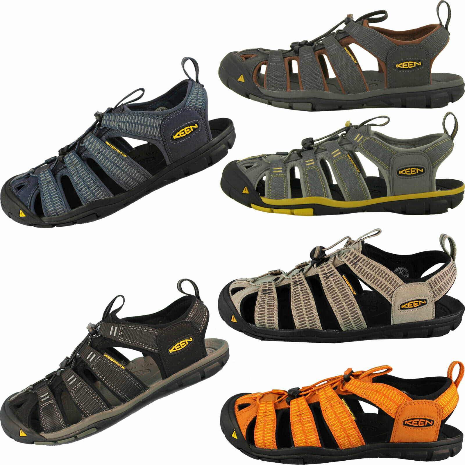 Keen Clearwater Cnx Men's Sandals Trekking scarpe Ankle -Strap   solo per te