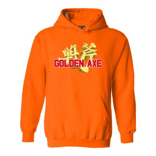 Golden Axe Hoodie Retro Game Games Gaming Computer Arcade Console 80s 90s #25