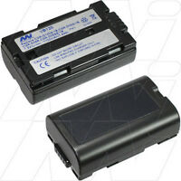 7.2v 1.1ah Replacement Battery Compatible With Panasonic Cgr-d16s