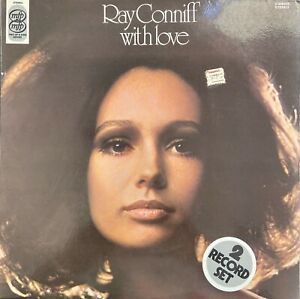 Ray-Conniff-With-Love-2LP-Aus-Pressing-EXCELLENT-condition