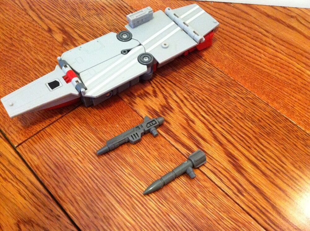 1987 Hasbro Transformers Broadside Nice  & Tight Joints & Clean