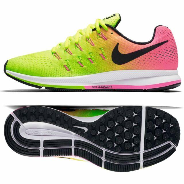 pas cher pour réduction 7cd87 0ee07 Nike Air Zoom Pegasus 33 OC, Men`s Sizes 10-12 D, Multi-Color 846327-999 NEW