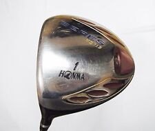 Left-handed 2star Honma Beres MG713 10deg R-FLEX DRIVER 1W Golf Clubs inv 587
