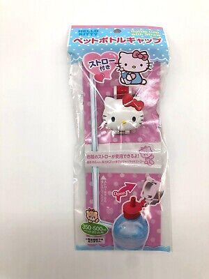 Hello Kitty Flip Bottle Cap Sanrio Character Animation