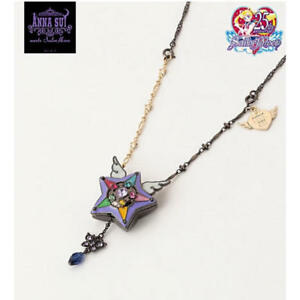 Sailor-Moon-x-ANNA-SUI-2018-Isetan-Star-Ale-Necklace-From-Japan-New-F-S