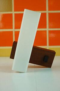 60er-Vintage-Teak-Wandleuchte-Danish-Modern-Wandlampe-Lampe-Leuchte-Milchglas
