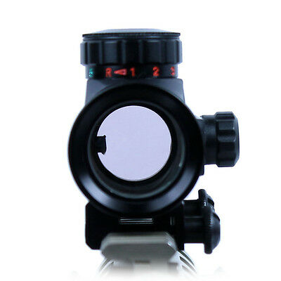 Hot Sale 1x30mm Holographic Red/Green Reflex Dot Sight Scope Weaver Rail Mounts