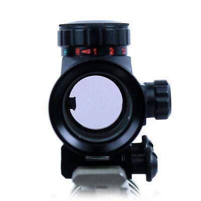 Hot Sale 1x30mm Holographic Red/Green Reflex Dot Sight Scope Weaver Rail Mounts