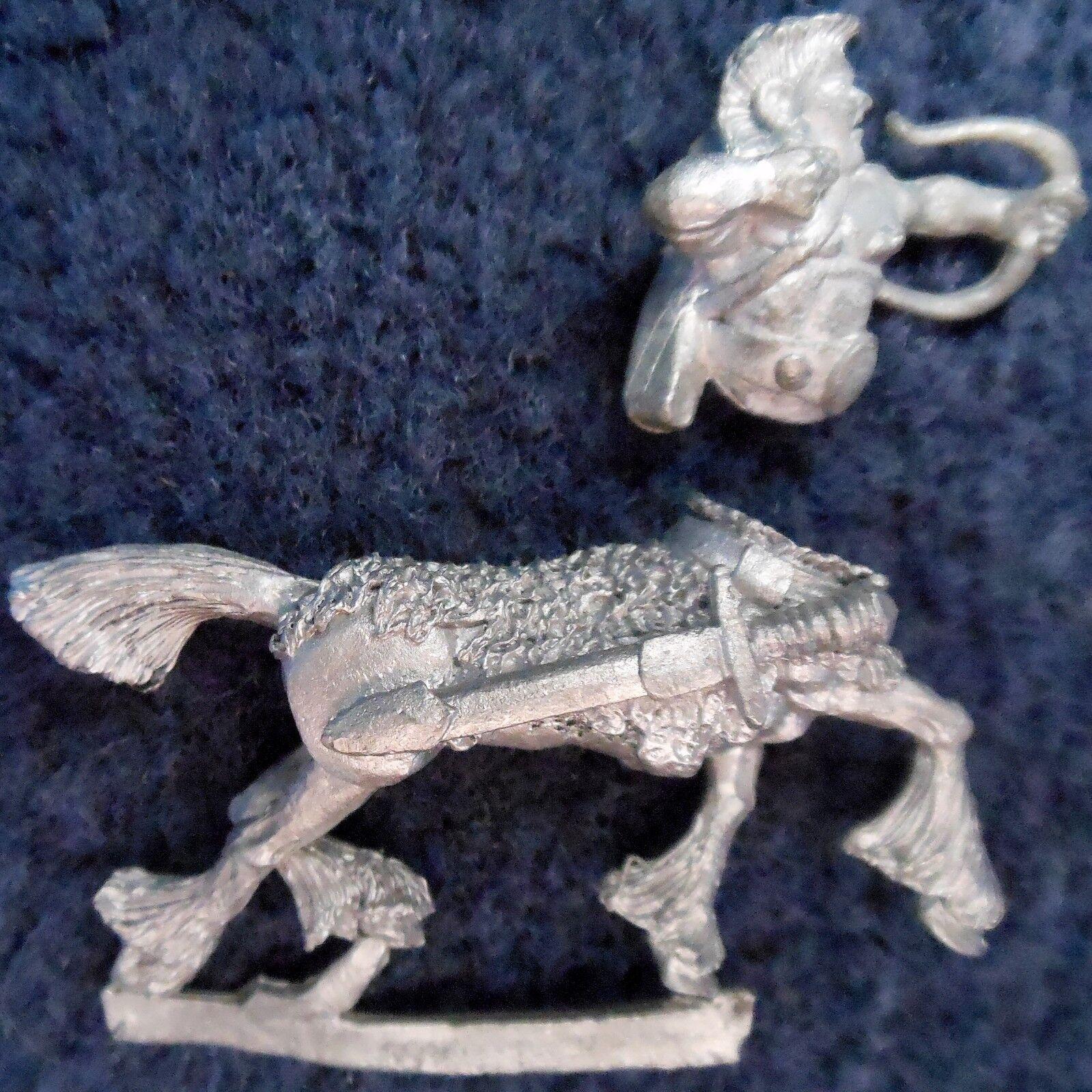 1987 Chaos Centaur 0214 09 CH4 Bowman Deathhoof Citadel Warhammer Army Cavalry