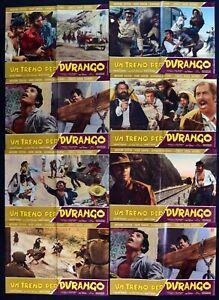 Fotobusta Ein Zug Für Durango Anthony Steffen Mark Damon Boschero Dominiq R141