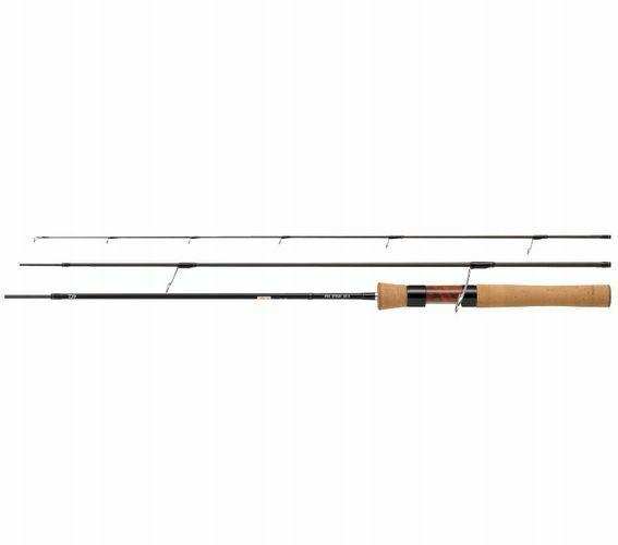 Daiwa Saggio Stream 62L3 Spinning Rod per Trossoa