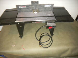 Craftsman-Router-Table-925444-Switch-171-25060-Extensions-amp-Fence-925209