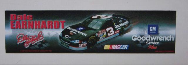 Dale Earnhardt  3 Nascar Magnet