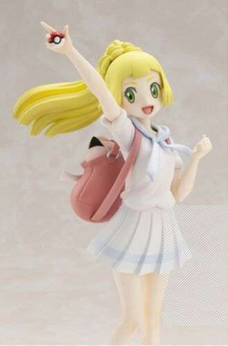 Pokemon Center Figure Lively Lillie and Clefairy 1//8 Japanese Limited KOTOBUKIYA