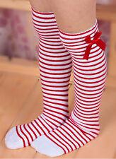 New Fabulous Fad Toddler Girls Princess Black Knee High Socks Stockings Bowknot